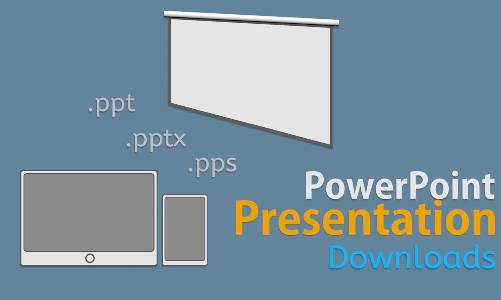 PowerPoint presentation downloads at GodReign Dreamworks