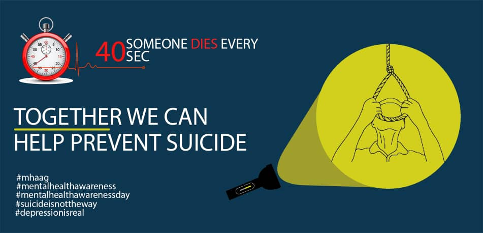Mental health awareness and Advocacy campaign against suicide